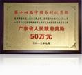 广东省中国专利优秀奖