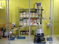 化学合成实验室