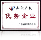 Advantaged Enterprise Award of Guangdong Provincial Intellectual Property Office