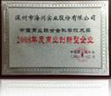 2008 Business Innovation Award