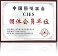 China Illuminating Engineering Society member institutions
